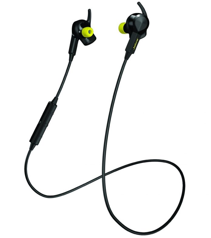 Jabra Sport Pulse Wireless Bluetooth Audiofons Inalambricos Con Monitor De Ritmo Cardíaco