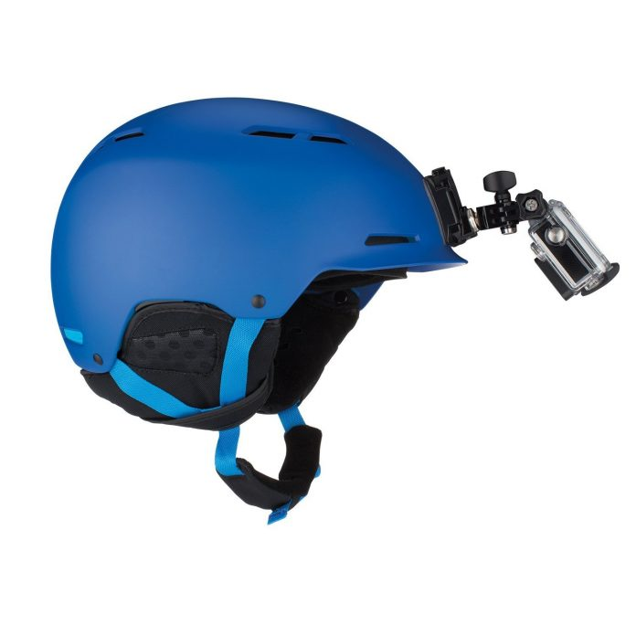 Montura Frontal y Lateral GoPro Para Casco