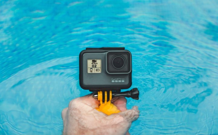 GoPro Hero 5 Black Aqua