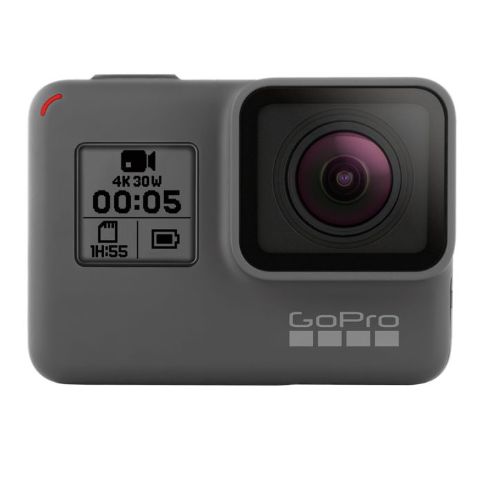 GoPro Hero5 Black Diseño
