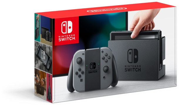 Reseña Nintendo Switch
