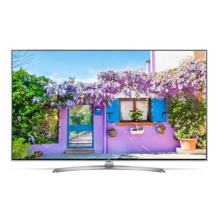 LG 55 Smart TV Ultra HD 55UJ7750