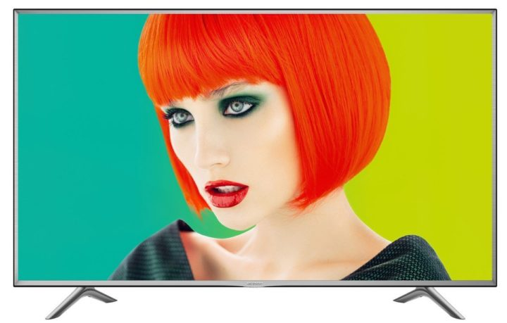 Pantalla Smart TV Sharp LC-50P7000U - 50 pulgadas - UHD 4K