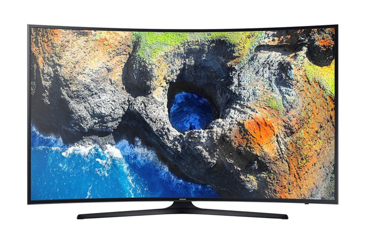 "Samsung 55"" Smart TV Ultra HD 4K Curva"