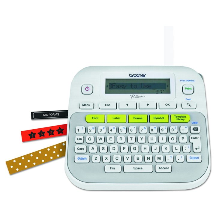 Impresora de etiquetas Brother P-Touch Pt-D210