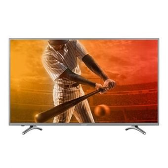 "Sharp LC-55N5300U Televisor LED de 55"", Smart TV, Full HD, color Negro"