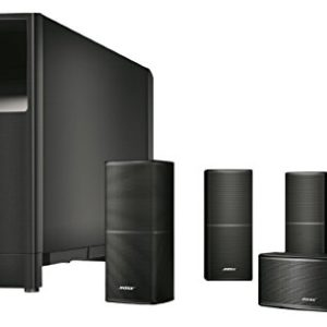 Bose Acoustimass 10 Series Home System, black
