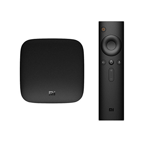 Xiaomi Mi Box 3 dispositivo de streaming, android TV, 4K Ultra HD + HDR